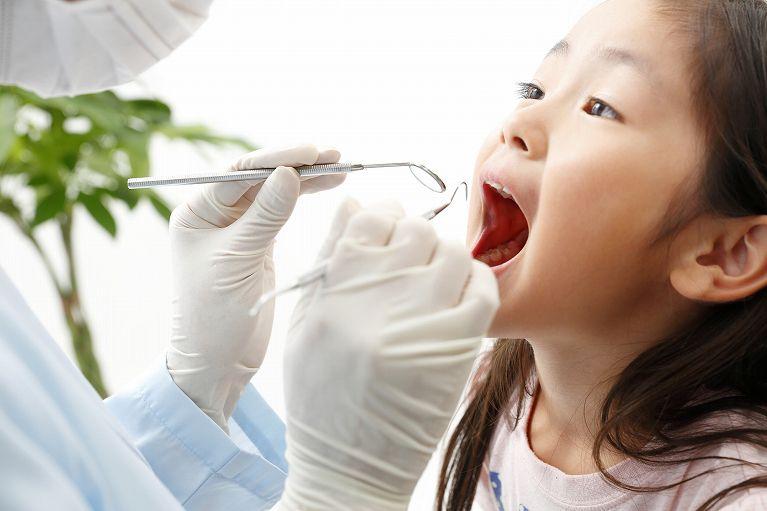 小学校の歯科健診も担当しているいとう歯科の小児歯科