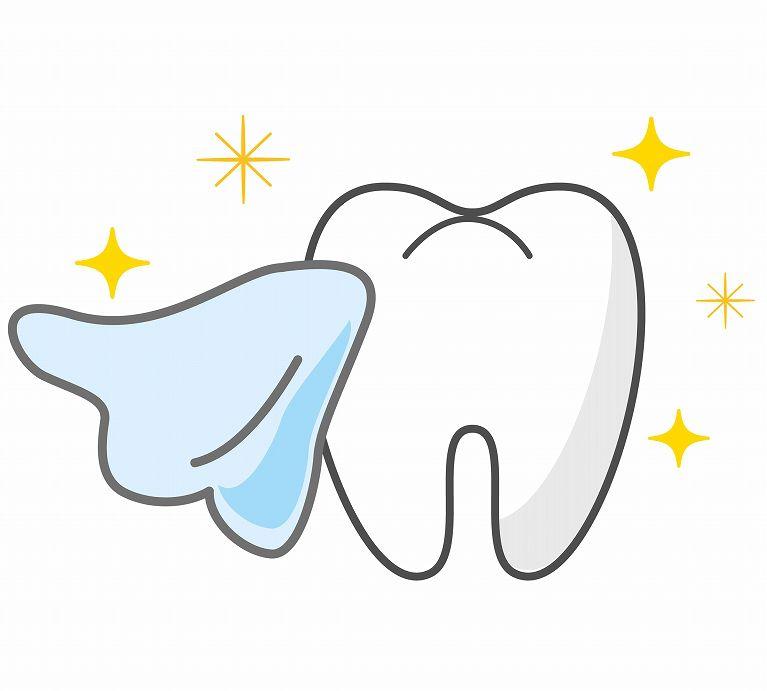 【フッ素塗布】歯を強化する