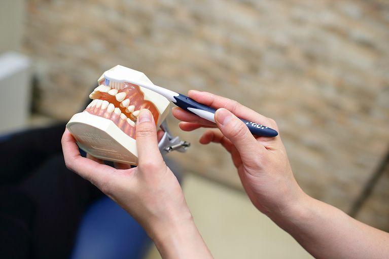 【予防】正しい歯磨き
